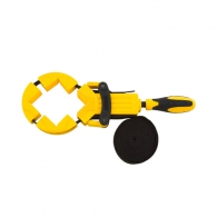 Стяга дърводелскa лентова STANLEY 4.5м, пластмасова, двуцветна-двукомпонентна дръжка