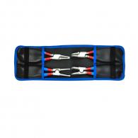 Клещи зегер UNIOR 3-13/140мм комплект 4бр., за отвор и вал, прави и извити 90°