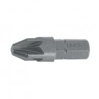 Накрайник кръстат UNIOR PZ 2x25мм, C6.3, CS
