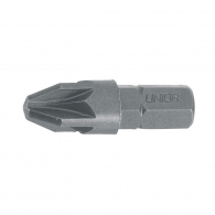 Накрайник кръстат UNIOR PZ 3x25мм, C6.3, CS