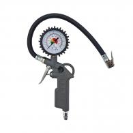 Пистолет за помпане на гуми RAIDER RD-TI01, с манометър ф63мм, 0-12bar