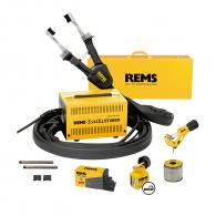 Уред за спояване на медни тръби REMS CONTACT 2000, 2000W, 900°C, ф6-54мм