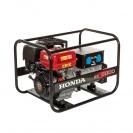 Генератор HONDA EC5000K1 GV, 5.0kW, 230V, бензинов, монофазен - small, 127790