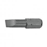 Накрайник прав UNIOR SB 0.8x4.0x25мм, C6.3, CS