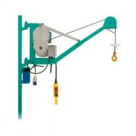 Лебедка подемна електрическа IMER Airone 300, 1100W, 300кг, 25м/5.0мм - въже