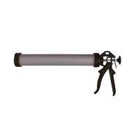 Пистолет за меки опаковки TKK 600мл, алуминиев корпус, с метални пръстени