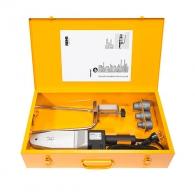 Поялник за полипропилен REMS MSG 63FM, 800W, 180–290°C, ф20,25,32мм, плосък нагревател, за PP,PB,PE,PVDF