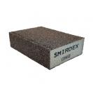 Абразивна гъба SMIRDEX 920 100х70х25мм P60, четиристранна, за метал, дърво, пластмаси и боядисани изделия - small, 27080