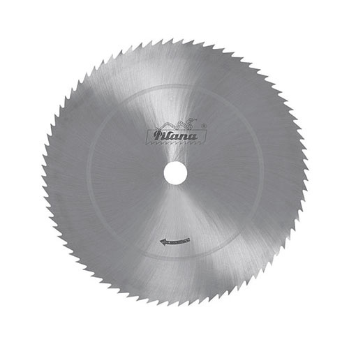 Диск циркулярен с триъгълен зъб PILANA 300x1.6x30 Z=80, за рязане на мека и твърда дървесина, инстр. стомана