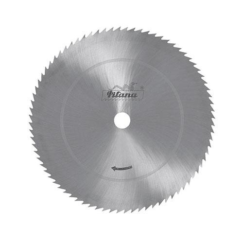 Диск циркулярен с триъгълен зъб PILANA 350x1.8x30 Z=80, за рязане на мека и твърда дървесина, инстр. стомана
