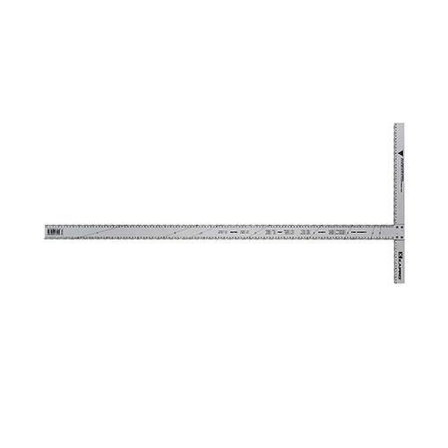 Прав ъгъл KAPRO 1200х550мм, алуминий, дърводелски