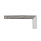 Прав ъгъл KAPRO 250х143мм, неръждаема стомана, дърводелски, алуминиева дръжка - small