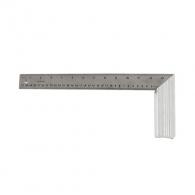 Прав ъгъл KAPRO 250х143мм, неръждаема стомана, дърводелски, алуминиева дръжка