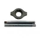 Върток за плашка BUCOVICE TOOLS D45, 400мм-дължина, CSN 24 1520 - small, 15783
