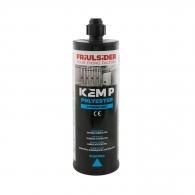 Анкер химически FRIULSIDER/KEM-UP 954, 420мл, полиестерен за бетон, газобетон и тухла, несертифициран