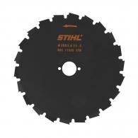 Диск циркулярен за рязане STIHL 200x25.4мм Z=22, на дървовидни храсти и тънки стебла