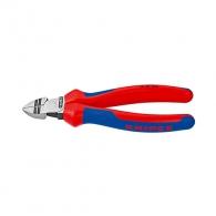 Клещи резачки KNIPEX ф2.0-2.5/160мм, 1.5-2.5мм2, VS, двукомпонентнa дръжкa