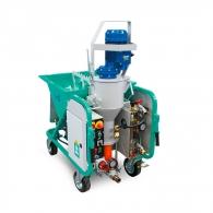 Машина за смесване и полагане на мазилка IMER KOINE 4, 7750W, 400V, 22-32л/мин, 110л