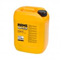 Масло минерално REMS Spezial 5л, за нарязване на резба