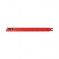 Нож за ел.ножовка REMS 1.8-2.5х300/280мм, универсален, HSS-Bi, захват REMS