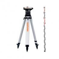 Оптичен нивелир LASERLINER AL 26 Classic set, увеличение 26x, стандартно отклонение 1.5 mm/km