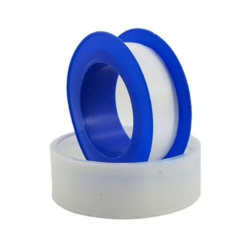Тефлонова лента 12х0.075мм/10м, за уплътняване на резби