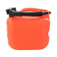 Туба за бензин STIHL 5л, пластмасова, оранжева