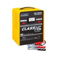 Зарядно устройство за акумулатор DECA CLASS 16A, 300W, 12/24V, 20-200Ah, 230V
