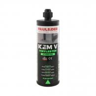 Анкер химически FRIULSIDER/KEM-UP 941, 420мл, винилестерен за бетон, газобетон и тухла, сертифициран