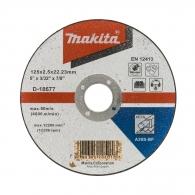 Диск карбофлексов MAKITA 125x2.5x22.23мм, за рязане на метал