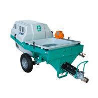 Машина за смесване и полагане на мазилка IMER STEP 120, 4800W, 400V, 35л/мин, 120л