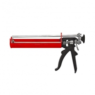 Пистолет за химически анкер FRIULSIDER 150/300/345ml, червен метален