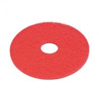 Шайба за полиране червена SCHWAMBORN 406мм, за ES 420, ES 420 S, ES 420 duo, STR 580, STR 581