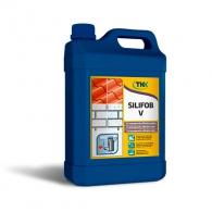 Водоотблъскващ импрегнатор TKK Silifob V 10кг, за силно попивни и неоцветени материали