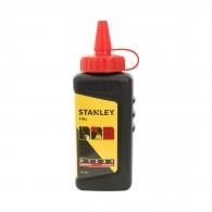 Боя постна STANLEY 115гр червена, за маркиране при зидарски работи