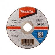 Диск карбофлексов MAKITA 115x2.5x22.23мм, за рязане на метал