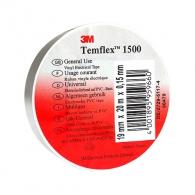 Изолирбанд 3M TEMFLEX 1500 19х1.5мм/20м-бял