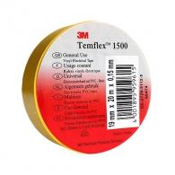 Изолирбанд 3M TEMFLEX 1500 19х1.5мм/20м-жълт