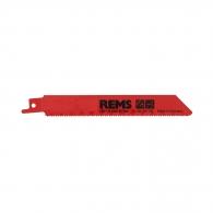 Нож за ел.ножовка REMS 1.8x150/130мм, метал и неръждаема стомана, HSS-Bi, захват универсален