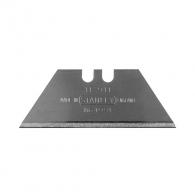 Резервно острие за макетен нож STANLEY 1991 51х0.43x18.7мм 10броя, трапецовиден, без дупки, 5бр в бистер