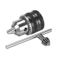 Патронник с морзов конус 5.0-20мм, B22мм, стоманен, с ключ