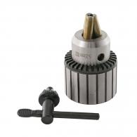 Патронник с морзов конус RAIDER RD-KC06 5-20мм, В22мм, стоманен, с ключ