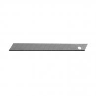 Резервно острие за макетен нож STANLEY 9х108мм 10броя, чупещи се 13 елемента, 10бр в блистер