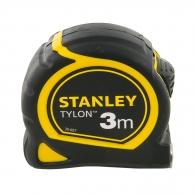 Ролетка пласмасов корпус STANLEY Tylon 3м x 13мм, гумирана