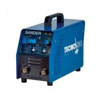 Заваръчен инверторен апарат TECNOMEC SANDER 140 DIGI, 5-140A, 230V, 1.5-3.25mm