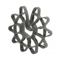 Фиксатор EXTE UNI 25/4-12, кръгъл пластмасов за вертикална армировка