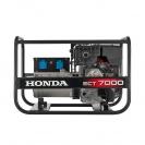 Генератор HONDA ECT7000 GV, 7.0kW, 400/230V, бензинов, трифазен - small, 105409