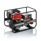 Генератор HONDA ECT7000 GV, 7.0kW, 400/230V, бензинов, трифазен - small