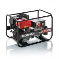 Генератор HONDA ECT7000 GV, 7.0kW, 400/230V, бензинов, трифазен