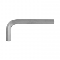 Ключ Г-образен FORCE 24мм, шестостен, хромиран, CrV